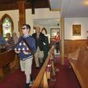 Veteran's Day Mass photo album thumbnail 4