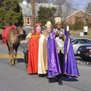 We Three Kings of Orient are, bearing gifts at St Mary Star of the Sea Church! photo album thumbnail 2